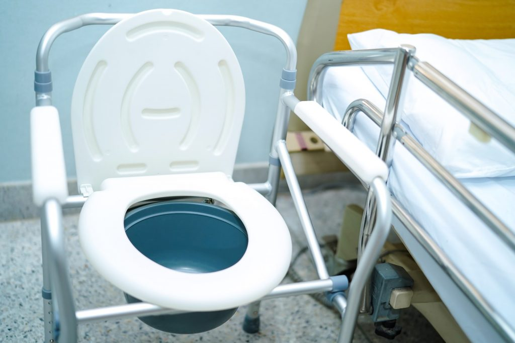 Commode Seats for Elderly & Seniors Singapore