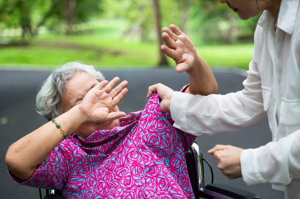 Elderly Abuse Singapore