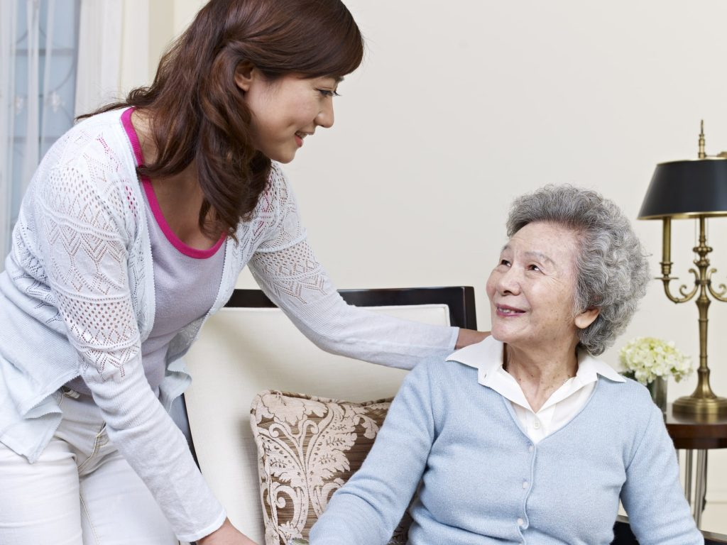 Elderly Home Care Singapore