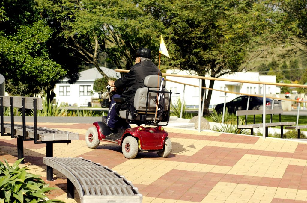 Elderly Mobility Devices Singapore