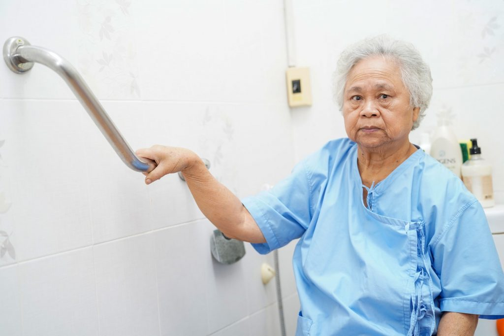 Elderly Toilet Safety Rails Singapore
